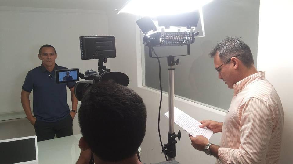 Gravação de videos para Campanha de Emerson Redig para Presidente CREA AM