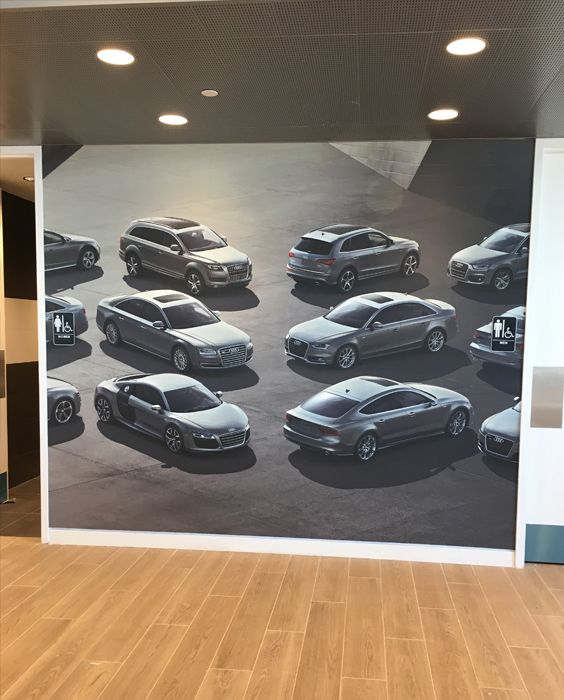 Automotive Dealership Branding And Visual Experiences At Super Color