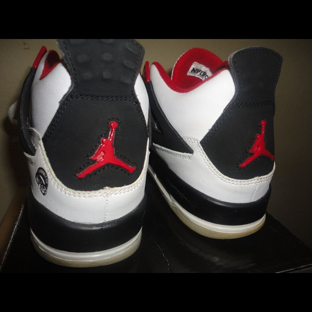 outlet for sale temperament shoes excellent quality Jordan 4 Brooklyn / Mars, Og | Products | Sneakers nike ...