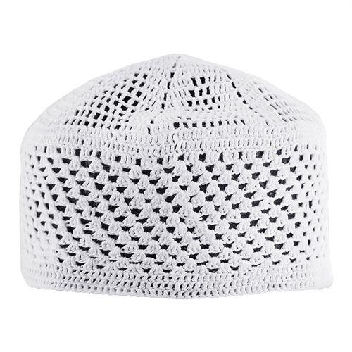 9622013745d Kufi Muslim Prayer Mens Skull Cap Islamic Hat Knit Topi Made in Turkey Only   4.99!