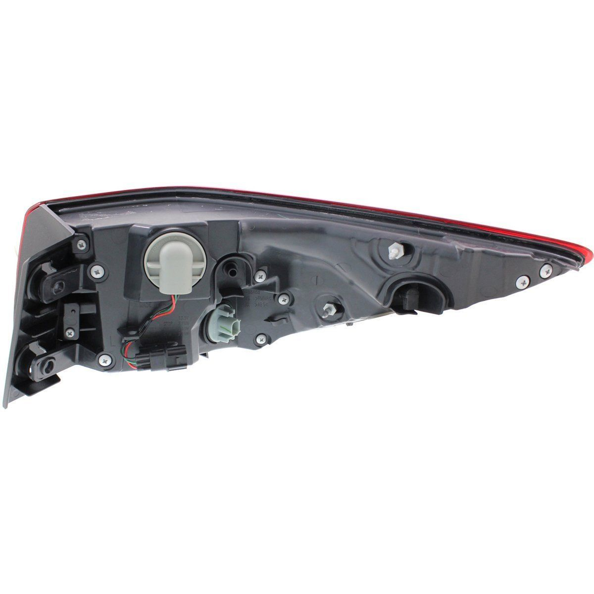 2015-2017 Acura Tlx 2.4L 3.5L Tail Lamp Or Light Assembly
