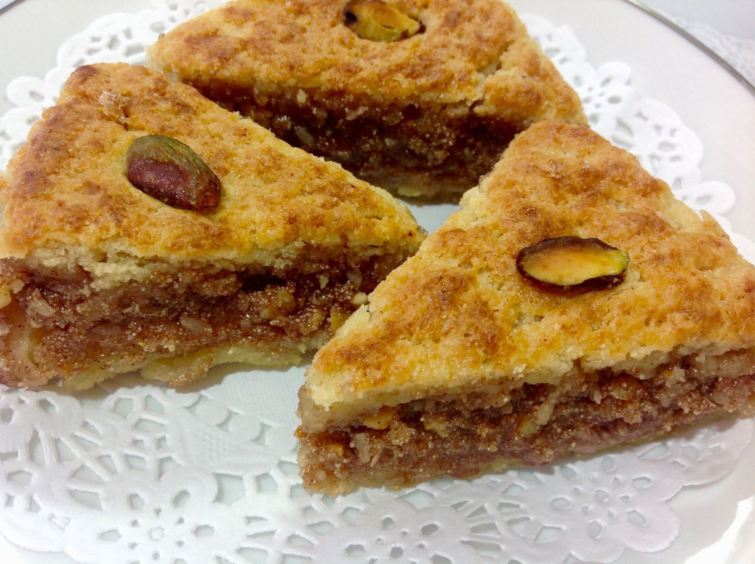 طريقة عمل الحجازية Desserts Food Arabic Sweets