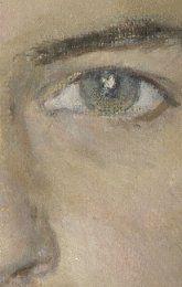 Musée d'Orsay: Maurice Denis Retrato del artista de dieciocho años