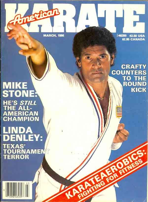 Mike Stone American Martial Artist Retired Karate Fighter Fight Choreographer Stuntman And Actor Stone S First In Karate Martial Arts Karate Sport Karate
