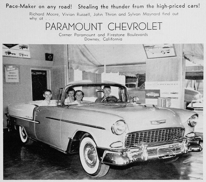 '55Chevy promo.