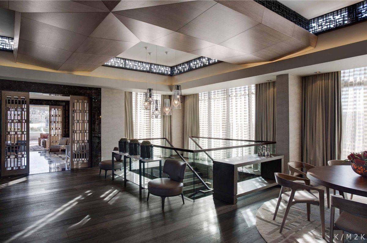 AuBergewohnlich Elegant Penthouse Apartment 1 By Keith Interior Design U0026 M2K Architecture 2