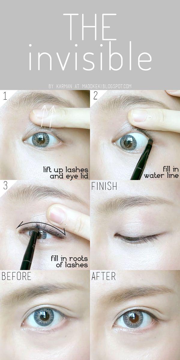 10 ways to wear eyeliner for everyday looks madokeki makeup 10 ways to wear eyeliner for everyday looks madokeki beauty skincare style korean makeupkorean ccuart Images