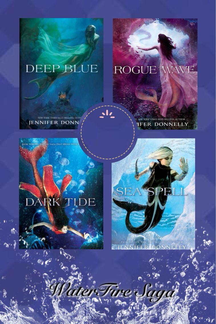 Books of the WaterFire Saga | WaterFire Saga in 2019 ...