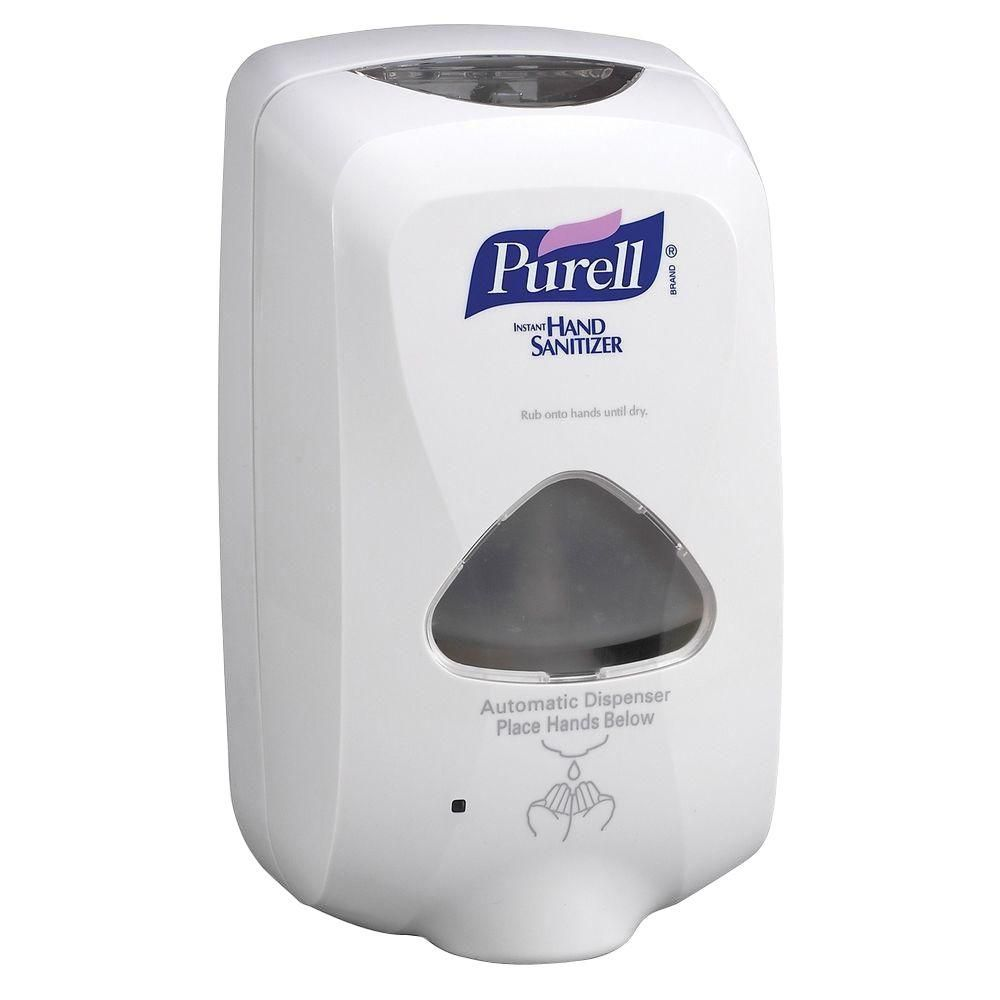 Purell Hand Sanitizer Dispenser Stations Peep The Check Desk In