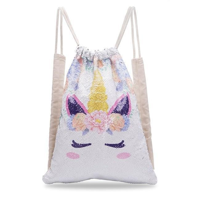 3aab95e15b10 Magic Reversible Sequins Bag in 2019 | Products | Drawstring ...