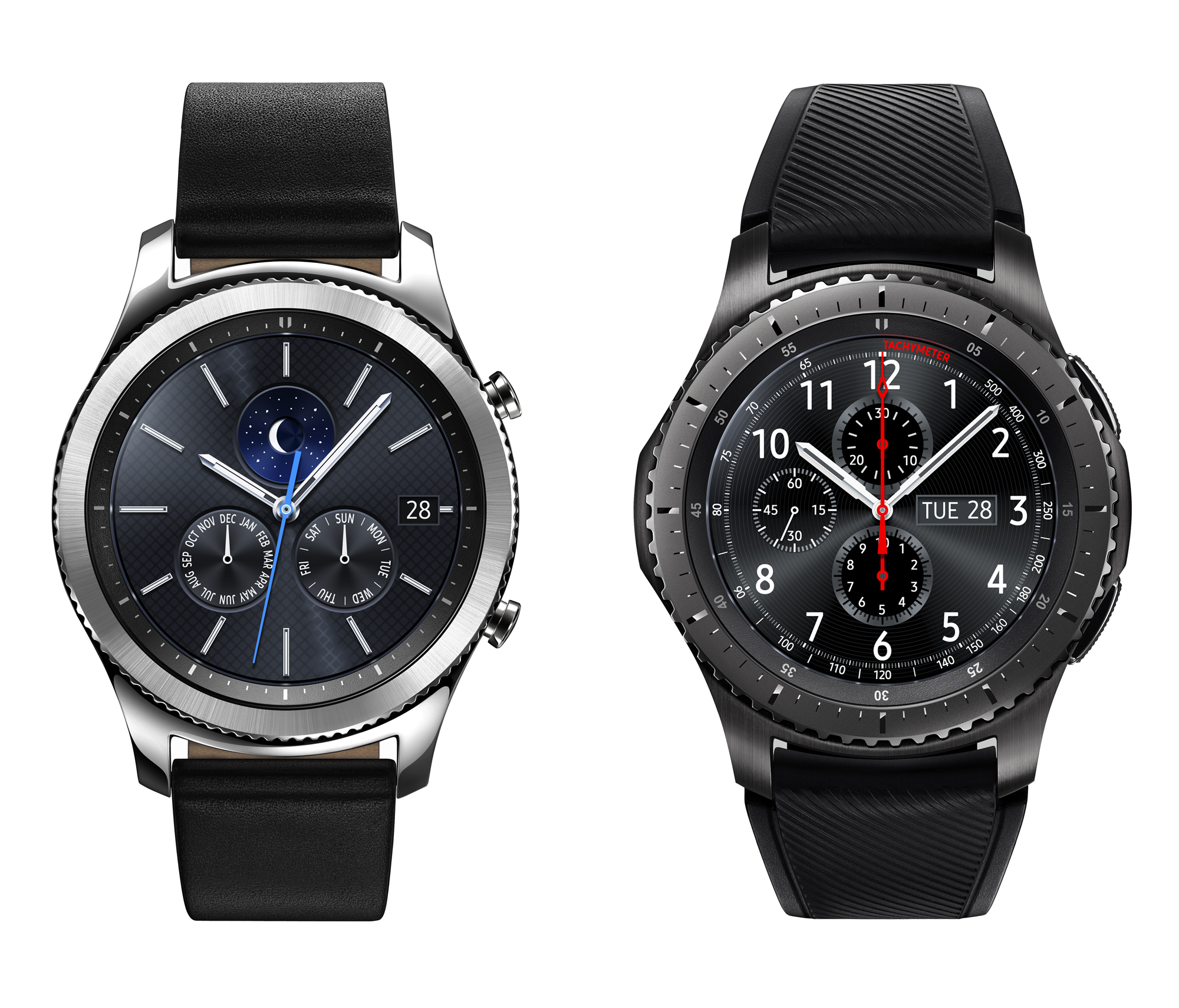 Samsung Gear S3 Specs Frontier Vs Classic Http Authoritywearables Com Samsung Gear S3 Specs Frontier Vs Classic Smart Watch Samsung Smart Watch Samsung
