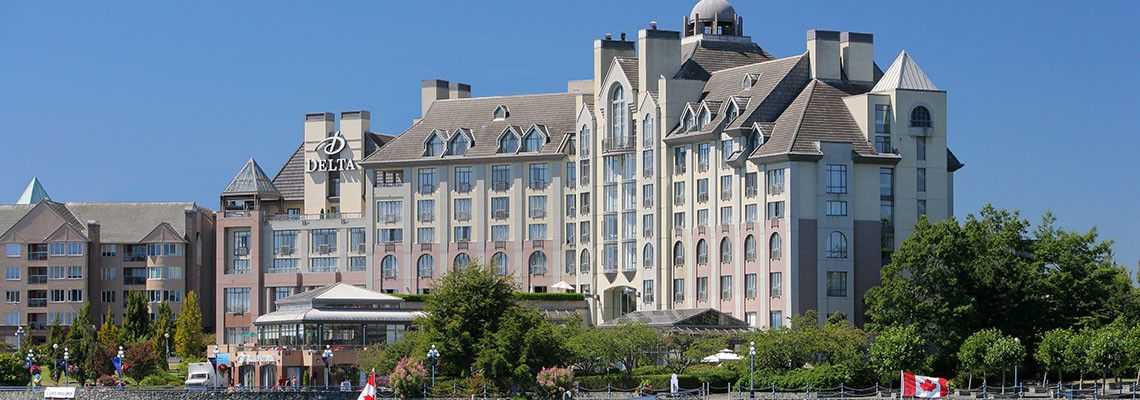 Delta Victoria Ocean Pointe Resort Spa Vancouver Island Bc Golf Vacations Vancouver Island Golf Trail Vic Hotel Victoria Hotels Resorts Vancouver Island
