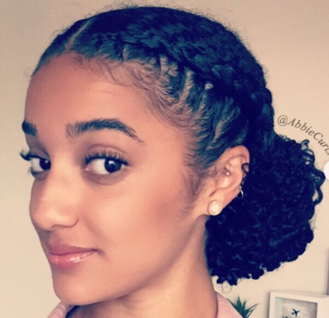 Protective Style Pinterest Thatsmarsb Follow For More Curly Hair Styles Naturally Natural Hair Styles Natural Hair Styles For Black Women