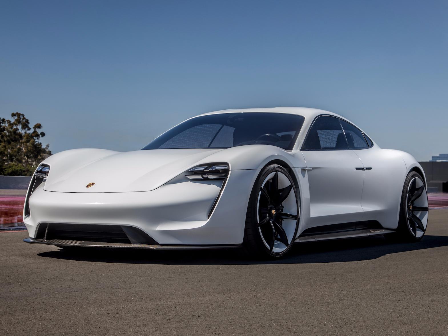 Porsche's first electric car will have an unprecedented feature that should make Tesla nervous (TSLA)