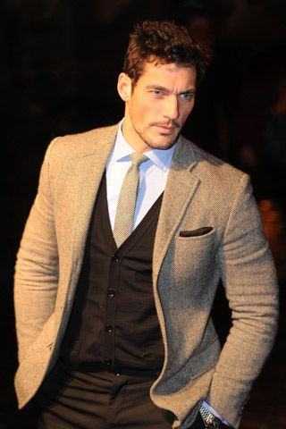 David Gandy is stylish without even trying! And GQ UK agrees with me!   @ miloumng (via: Tumblr)