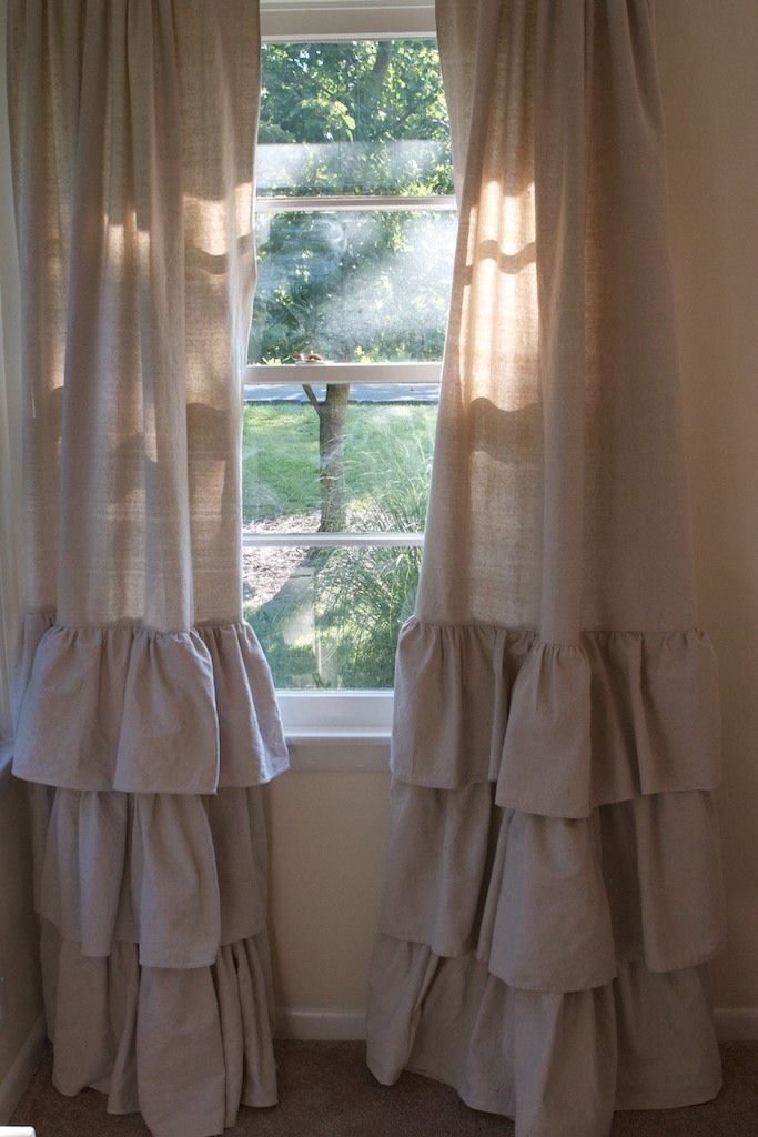 Pin by A Thrifter in Disguise on Sewing  Cortinas