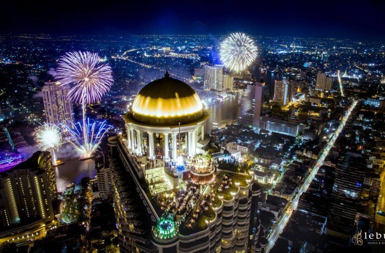 TOP 30 Party Places for New Year's Eve 2020 in THAILAND