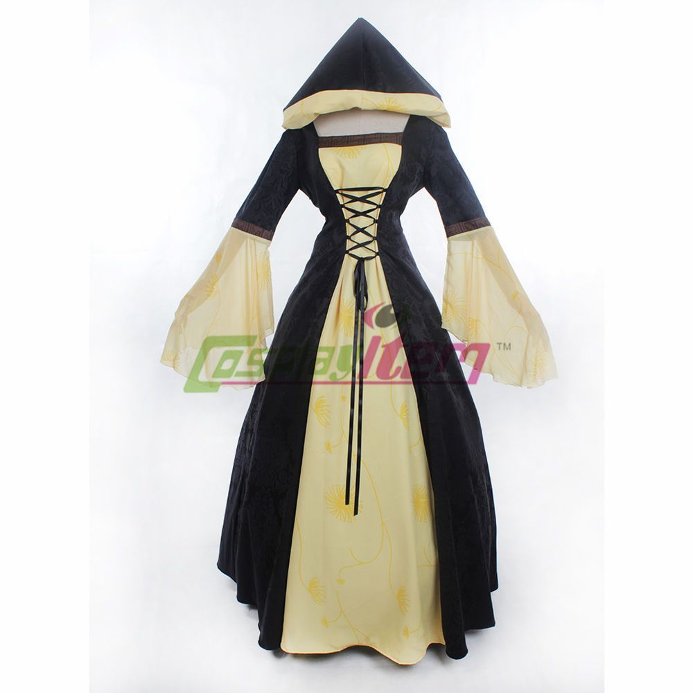 Women\'s Medieval Victorian Ball Gowns Fancy Dress Costume Custom ...