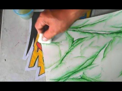 Cara Mengecat Dinding Dan Pilar Rumah [Wash] How to Paint Walls and Pill...