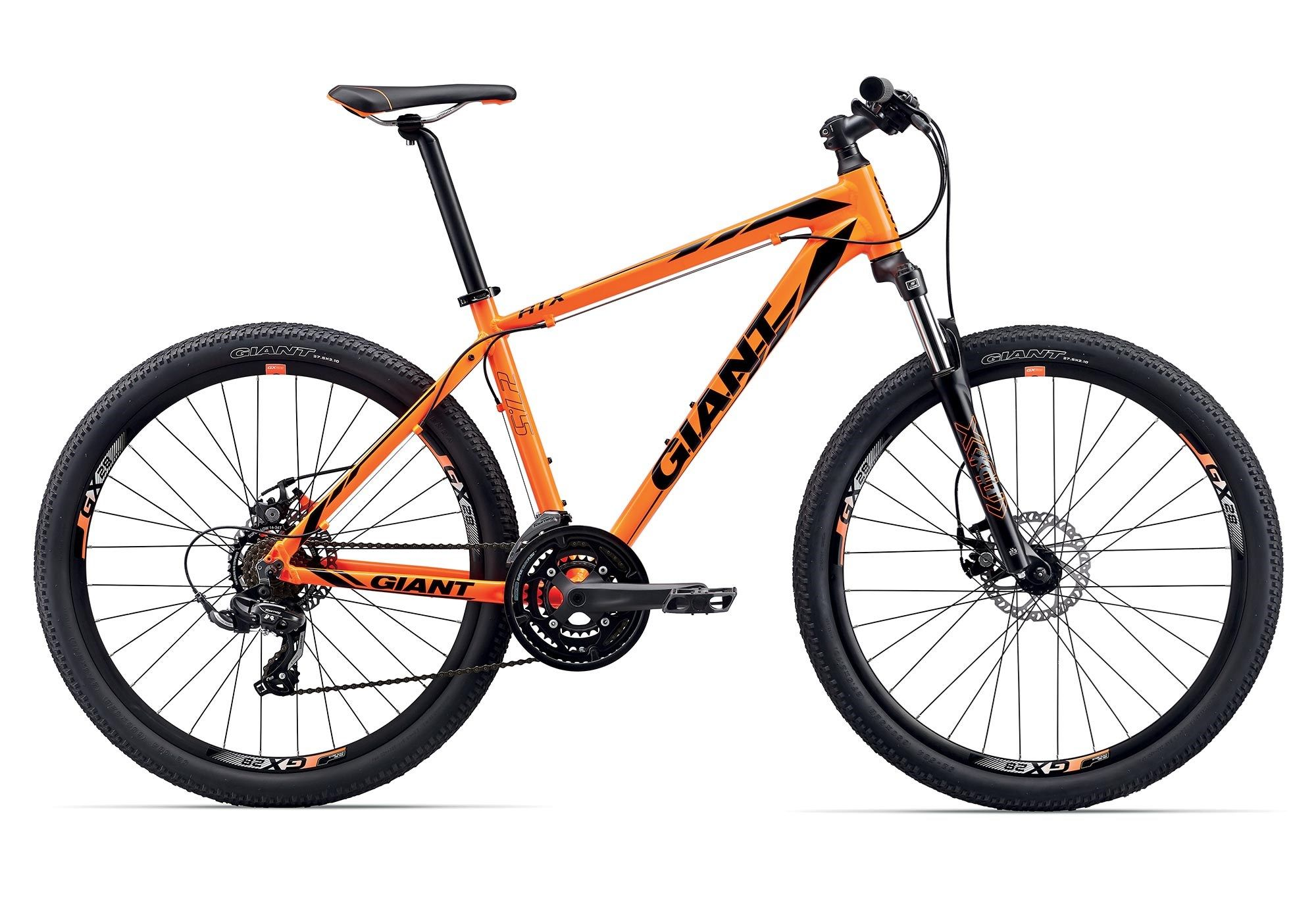 Giant Bicycles Giant Atx 2 Orange Black Giant Bicycles Bicycle Diamondback Mountain Bike