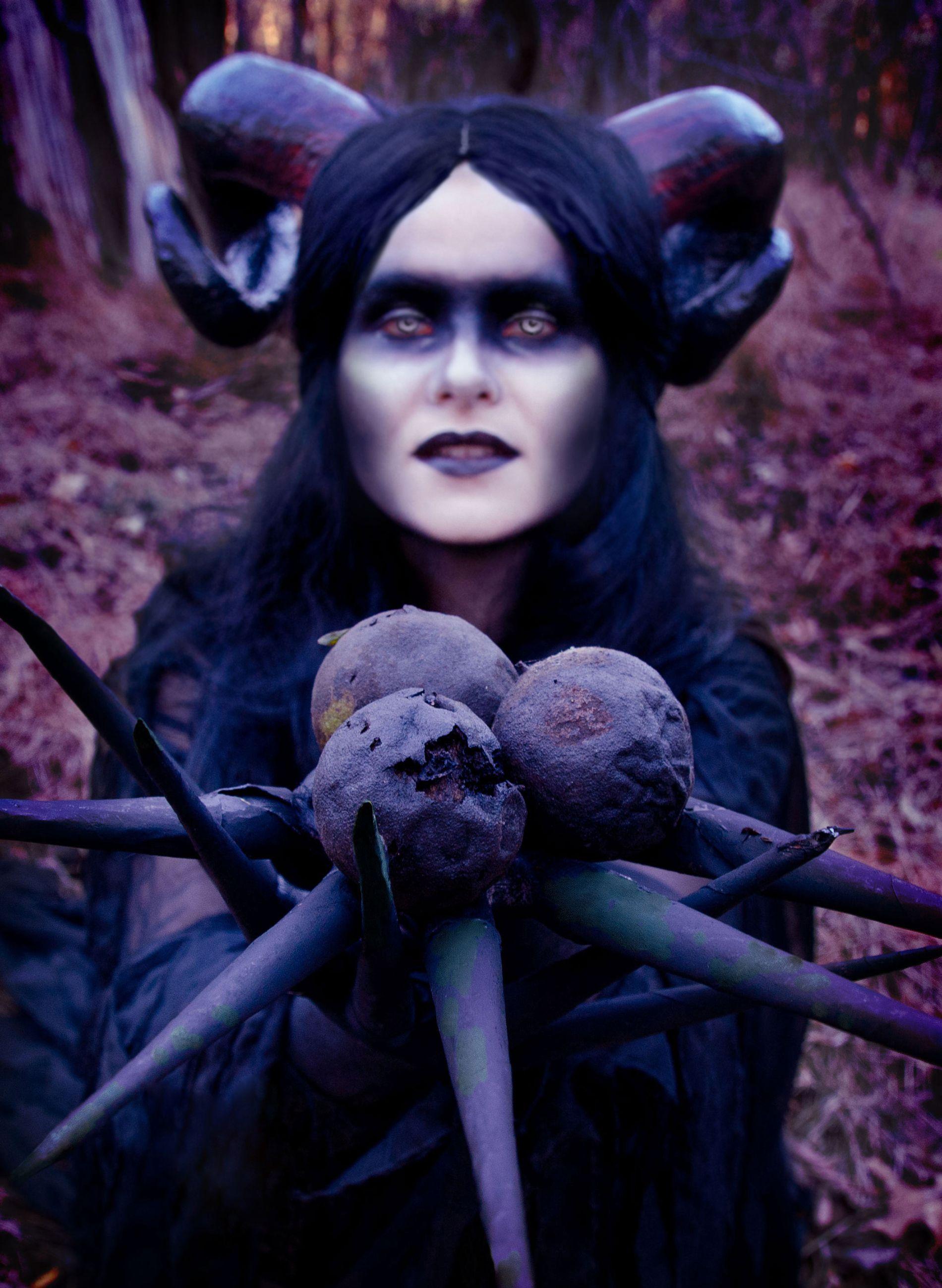 Jill Westerfield via Dark Beauty Magazine