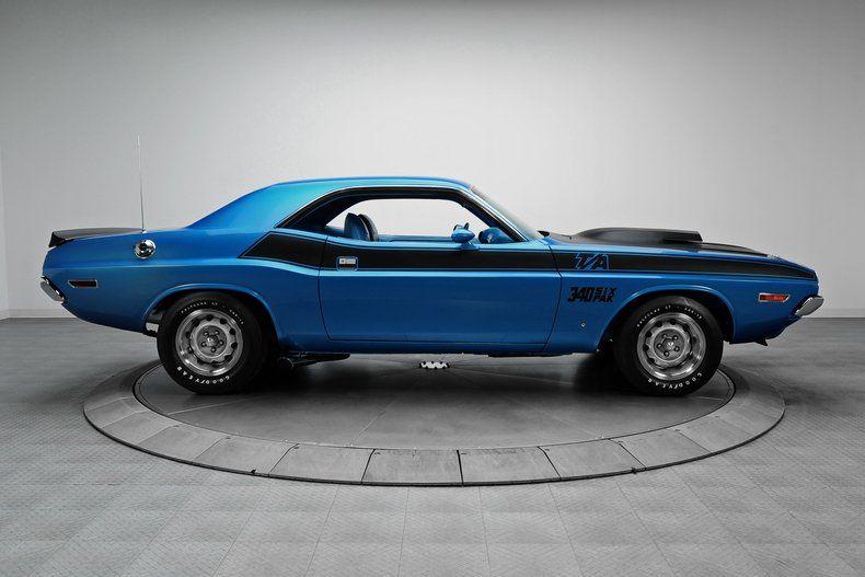 Dodge Challenger A Vendre >> 1970 Dodge Challenger T A A Vendre Annonces Voitures