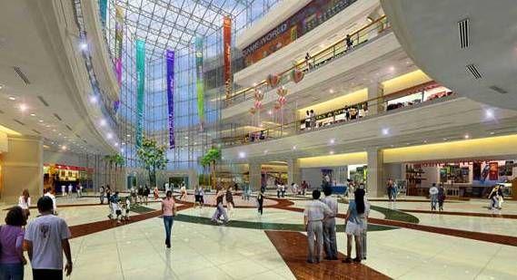 Lulu Mall Kochi High Rise Building Hotel Hotel Restaurant