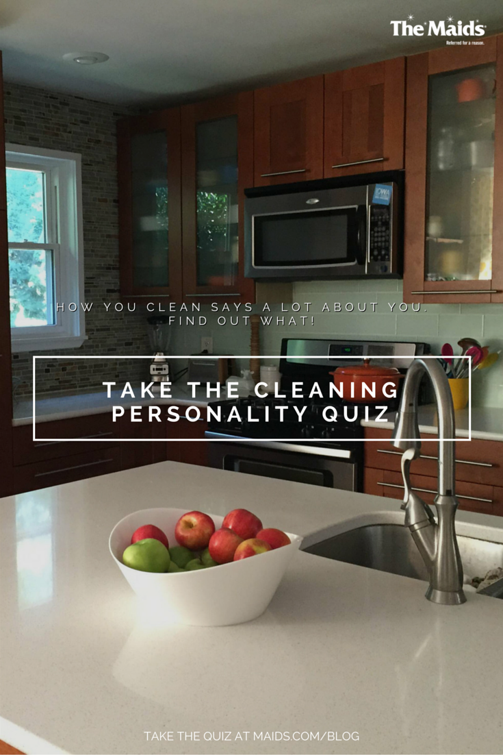 What S Your Cleaning Personality Quiz Cleaning Tips From