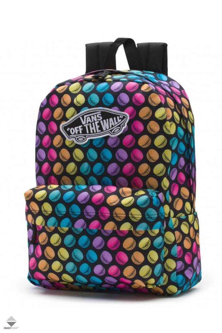 57ba7617118e9 Plecak Vans Realm Backpack 22L | Plecaki | Dziewczęce rzeczy ...