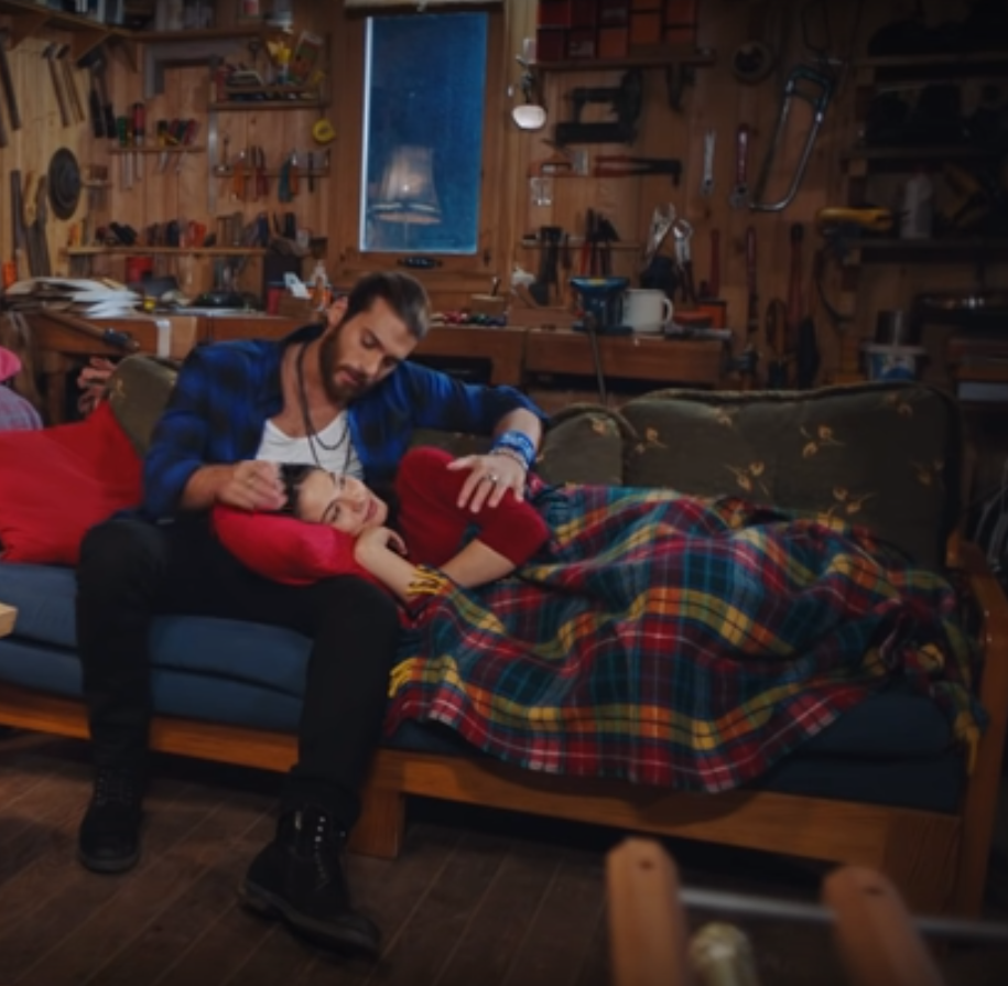 """Touched by an Angel"""": Jan 2019, Can Divit – Erkenci Kus"""