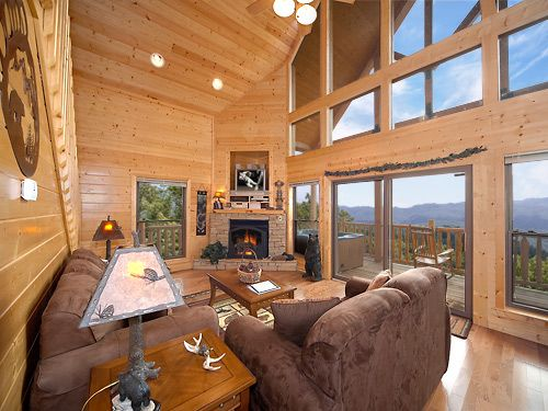 Cabin rentals in Pigeon Forge at http://www.youtube.com/watch?v=TD92lx2mNO0 - Book your Pigeon Forge cabin rentals with Encompass Travels!
