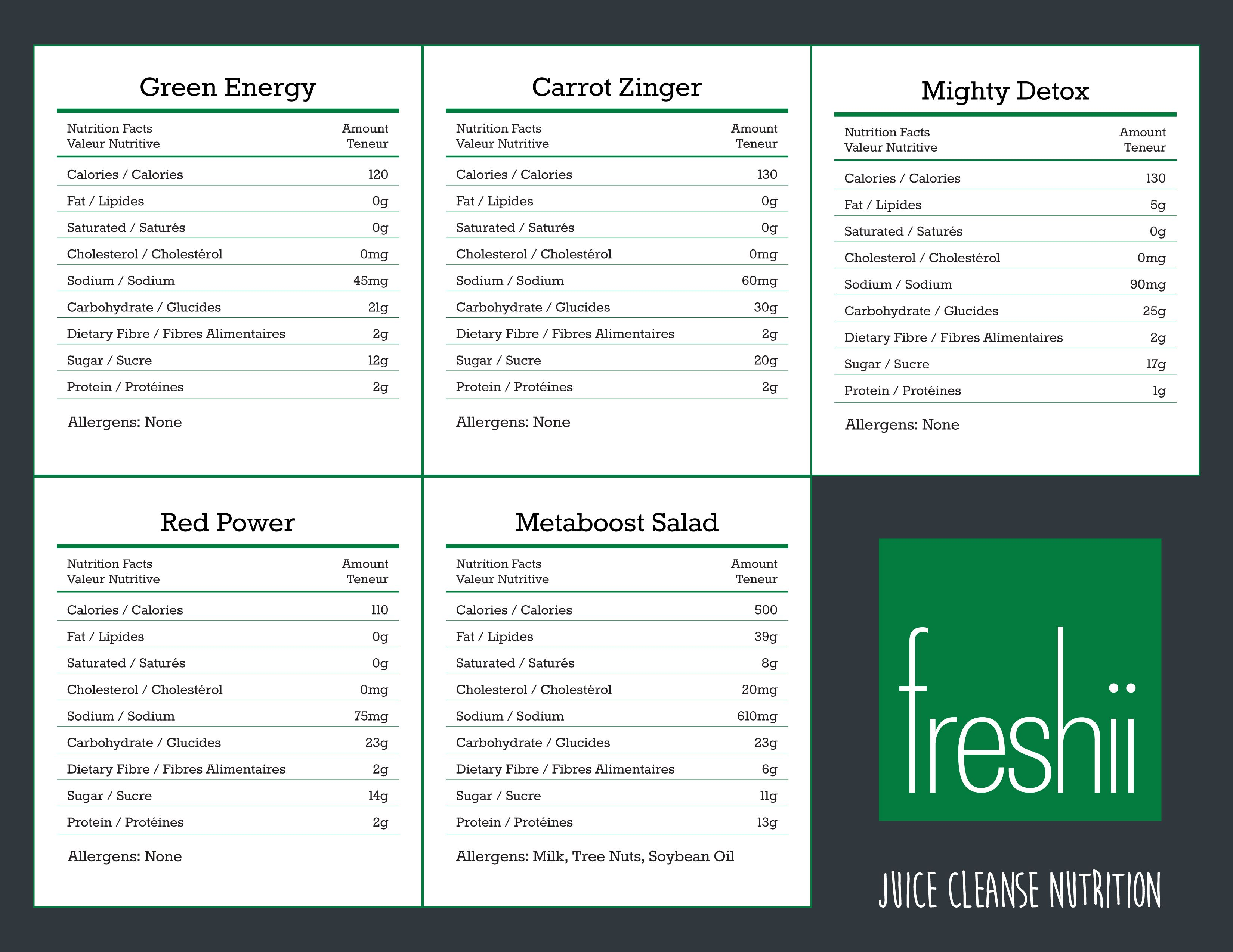 Freshii Juice Cleanse Nutritional Information Juice Cleanse Recipes Juice Cleanse Juice Smoothie