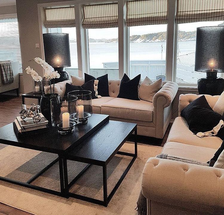 Modern Living Room Ideas 2018 Pinterest
