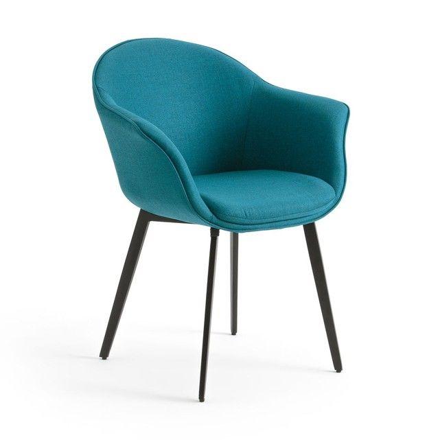 fauteuil de table vintage quilda home deco en 2019. Black Bedroom Furniture Sets. Home Design Ideas