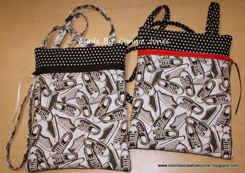Run Around Bag by Lazy Girl Designs