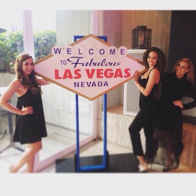 Had fun performing at the Ivy penthouse this evening  #vegas..we wish!  by thediamondslive