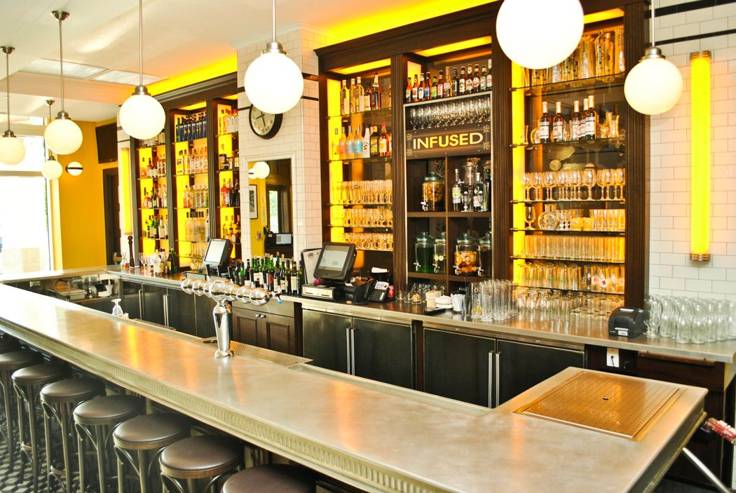 Back Bar Designs For Home