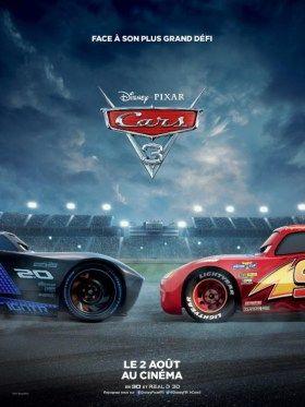2 New Posters For Disney Pixar S Cars 3 Car3 Cars 3 Full Movie