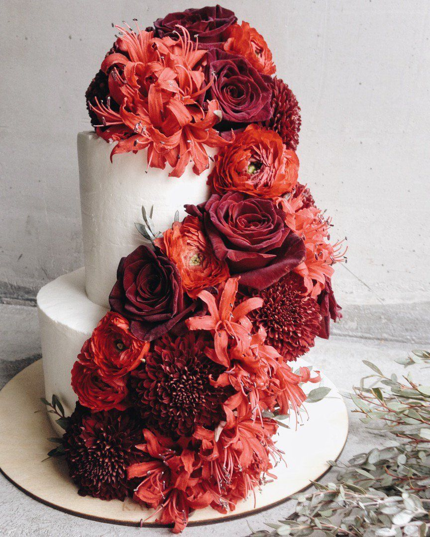 Beautiful Wedding cake inspiration - #weddingcake #weddingcakeideas