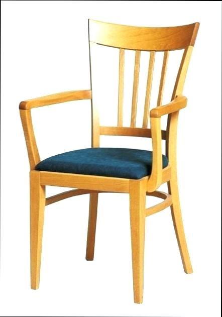chaise bois conforama chaise accoudoir