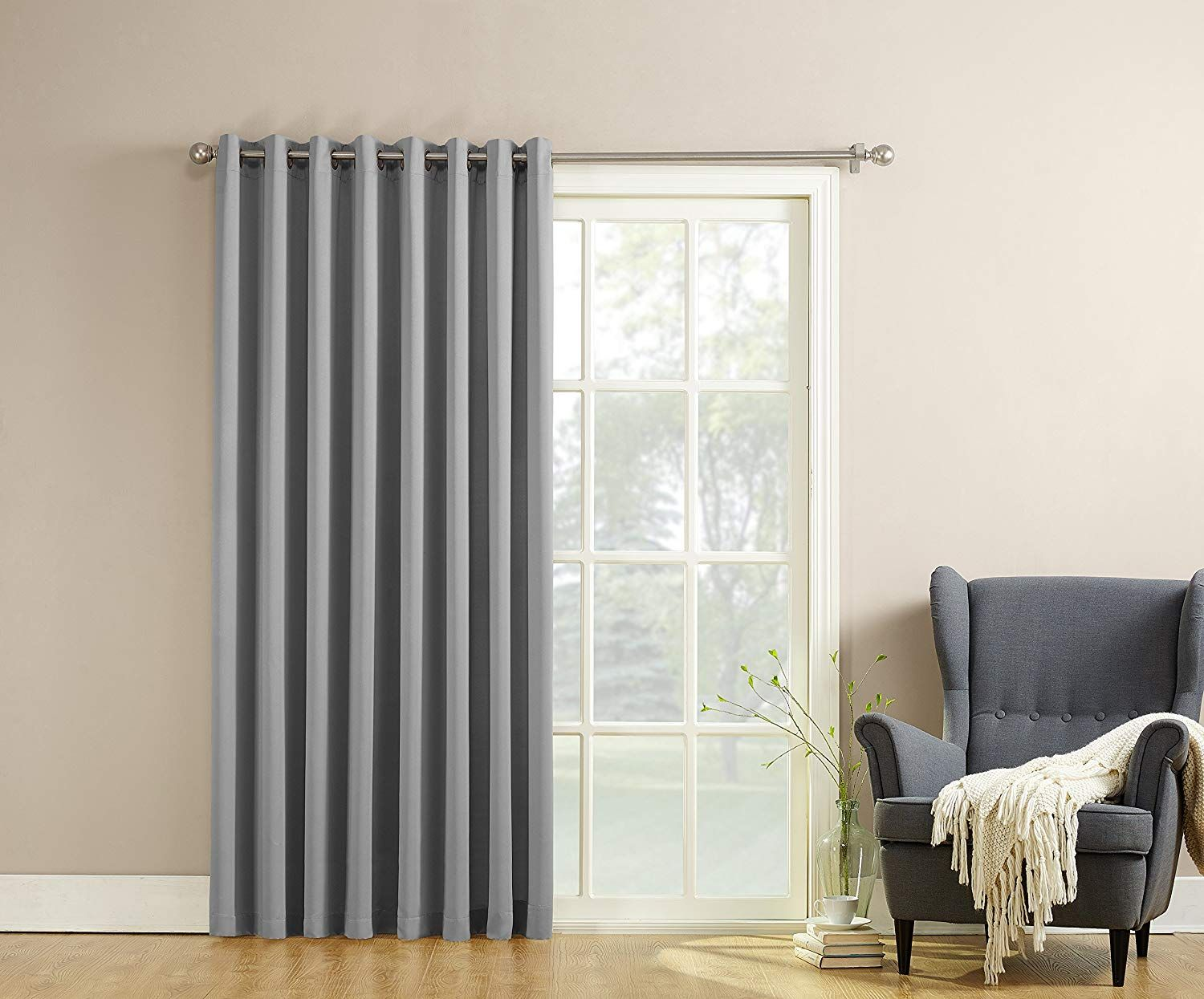 Best 92 Reference Of Patio Door Curtain Panel 100 X 84 In 2020 Patio Door Curtains Patio Panel Panel Curtains