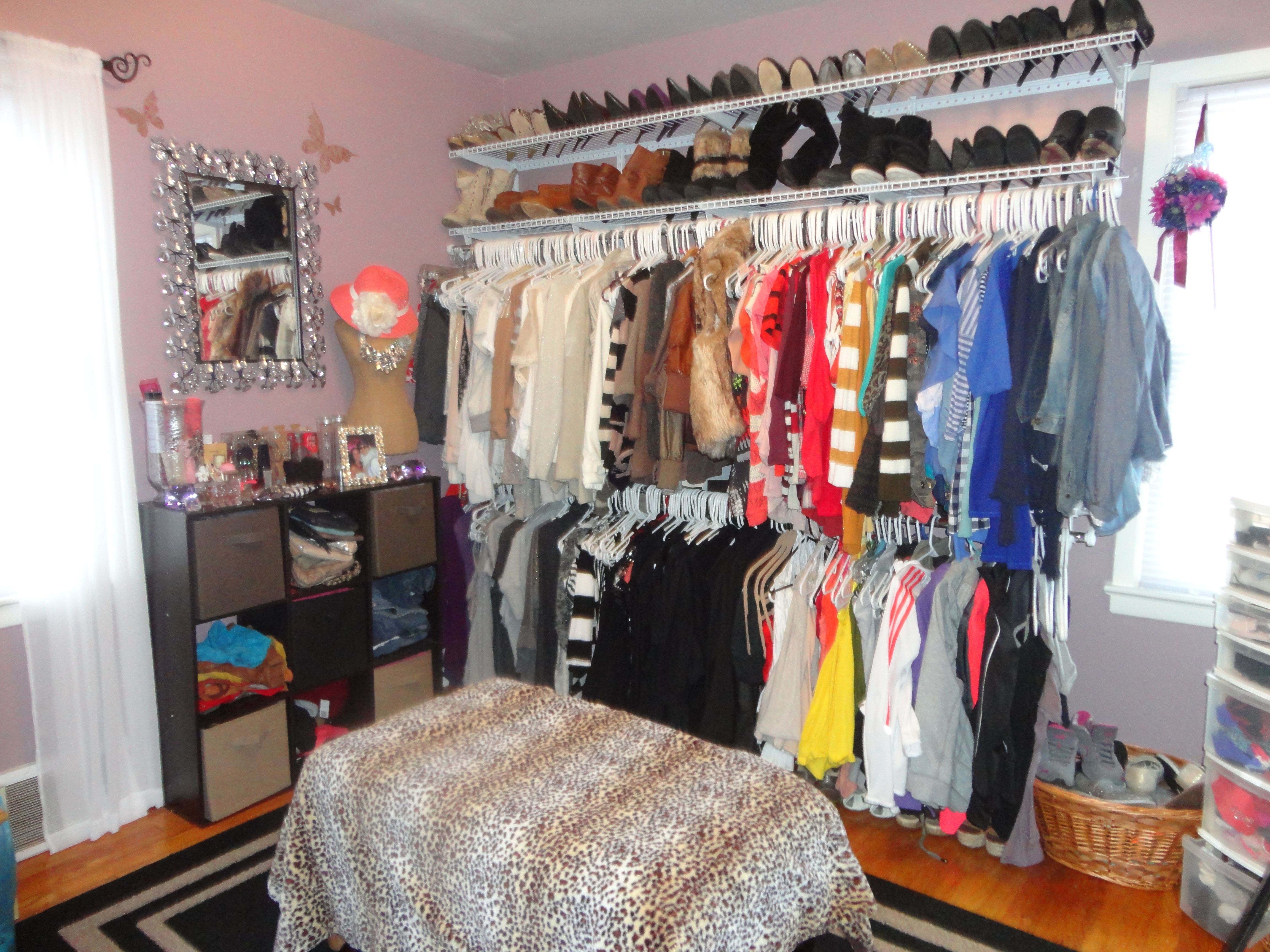Best Use A Spare Room For Your Walk In Closet Home Decor Pinterest Walk In Closet And In 400 x 300