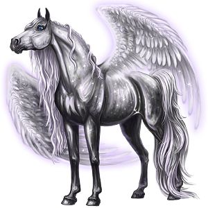 Silver Wing a guardian of the sky she is brave and power full.