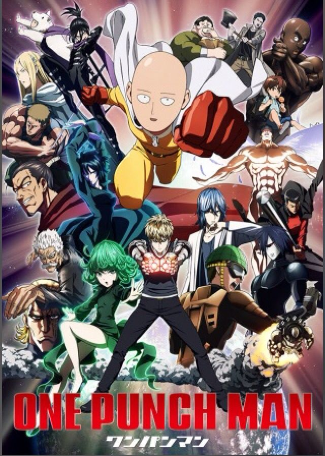 Pin by I.NAIM on Anime One punch man anime, One punch