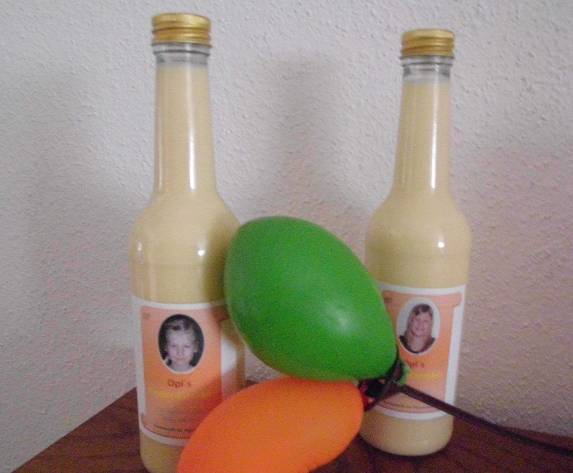 Variation von * Kinder-Eierlikör * - ohne Alkohol | Recipe ...