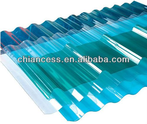 Transparent Roofing Corrugated Pc Polycarbonate Wave Panel Plastic Roofing Corrugated Plastic Roofing Corrugated Plastic
