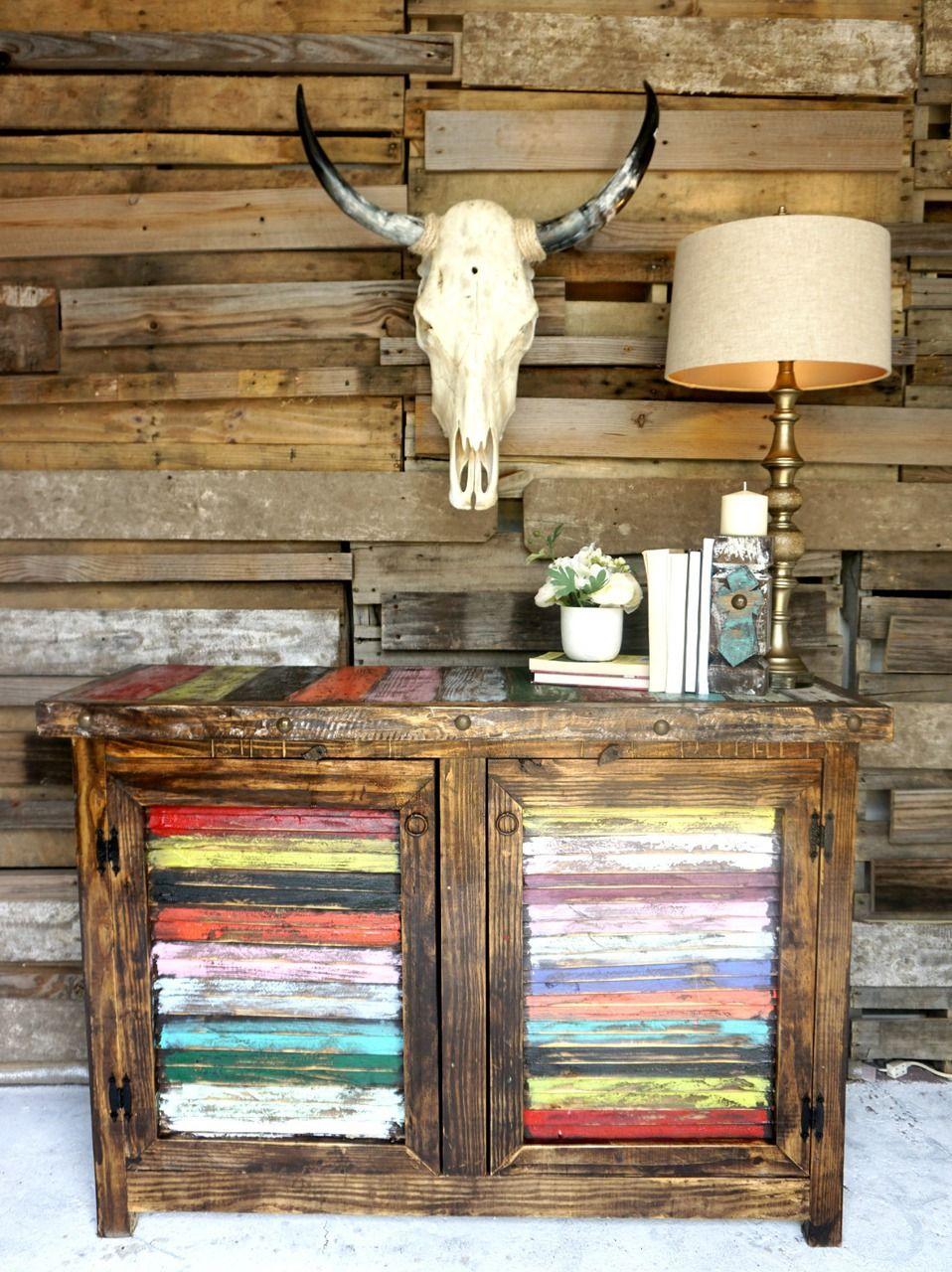 Zarape Rustic Buffet Rustic Buffet Rustic Furniture Decor
