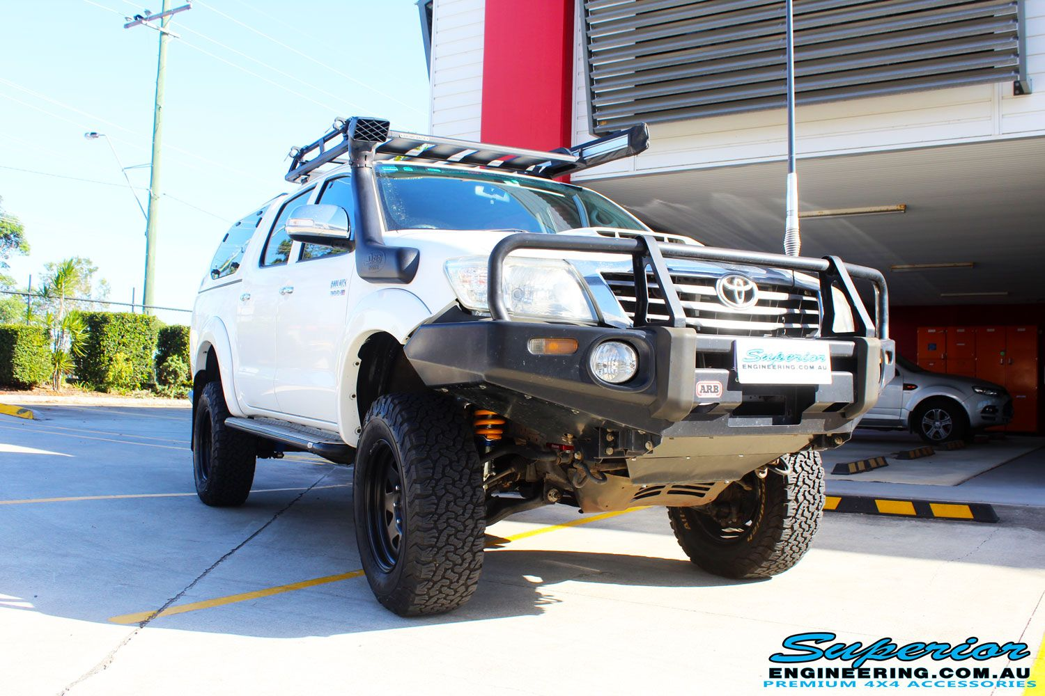 Superior Remote Reservoir 2.0 4 Inch Lift Kit Suitable For