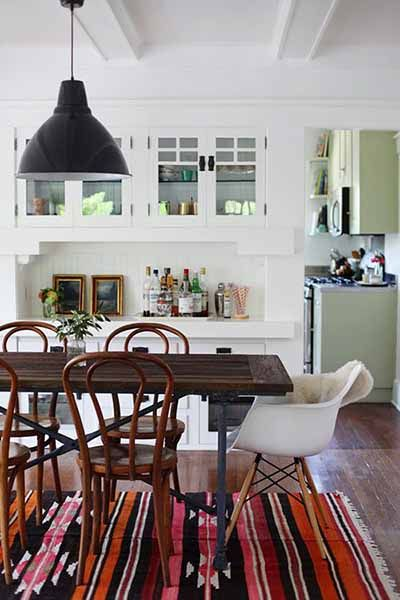 Dont Know How To Revamp Your Dining Room Fret Not Here Are