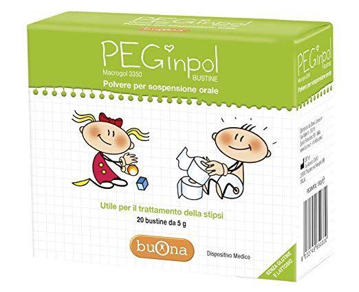 Buona PEGinpol – Giải pháp điều trị táo bón chức năng cho trẻ